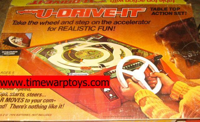 U Drive It