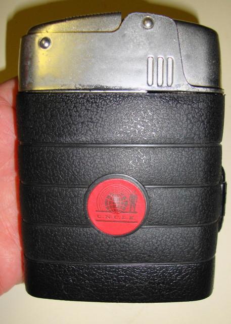 1965 Man From U.N.C.L.E Lighter Cap Gun