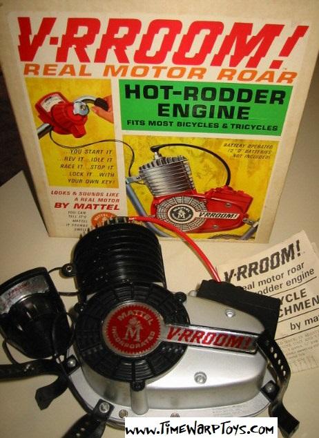 VRROOM Engine