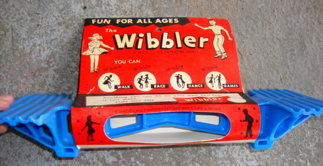 1960 Wibbler Toy