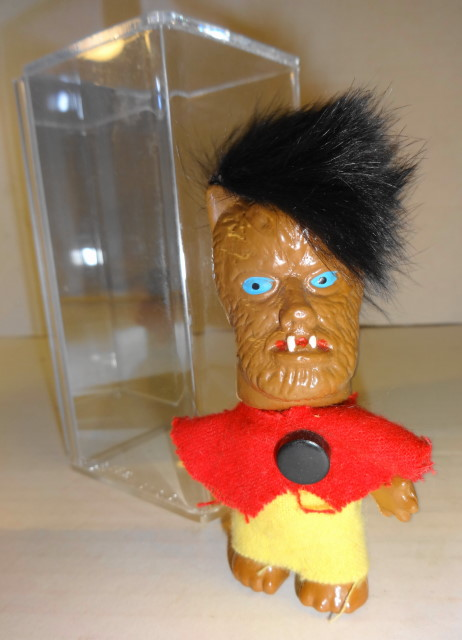 Wolfman Monster Nik Troll 1960s