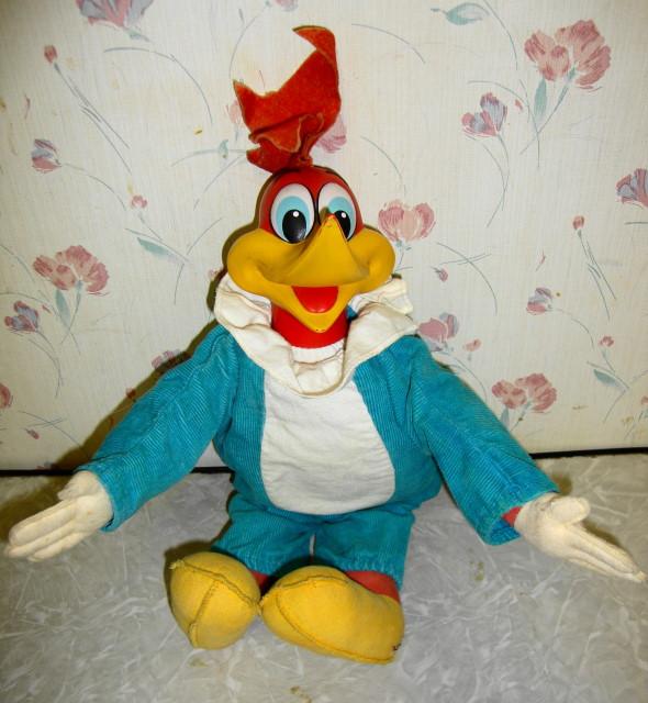 1964 Woody Woodpecker by Mattel