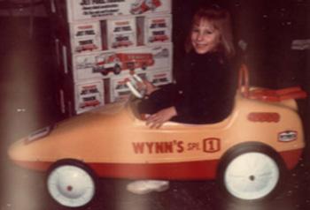 Wynn's Pedal Car