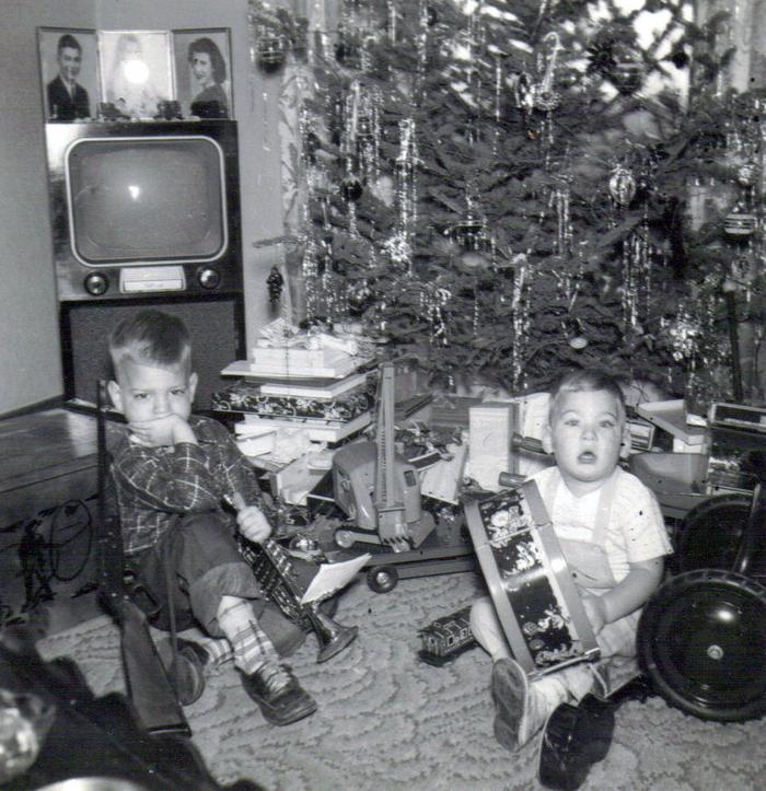 1953 Christmas