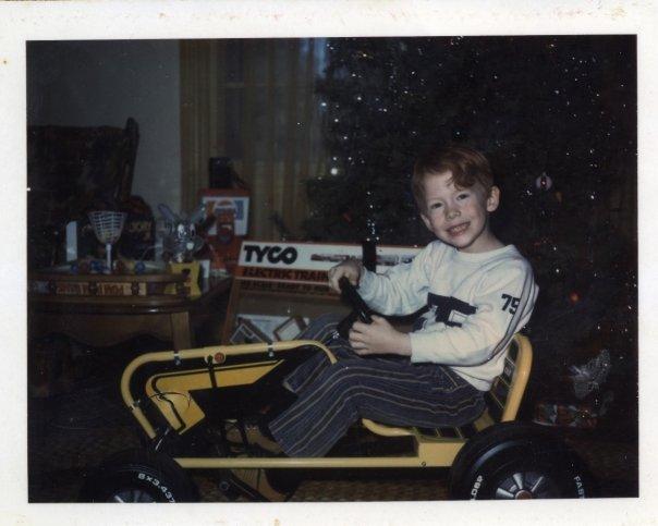 Circa 1973 Scat Car