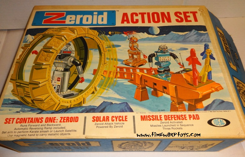 1969 Zeroid Action Set by Ideal