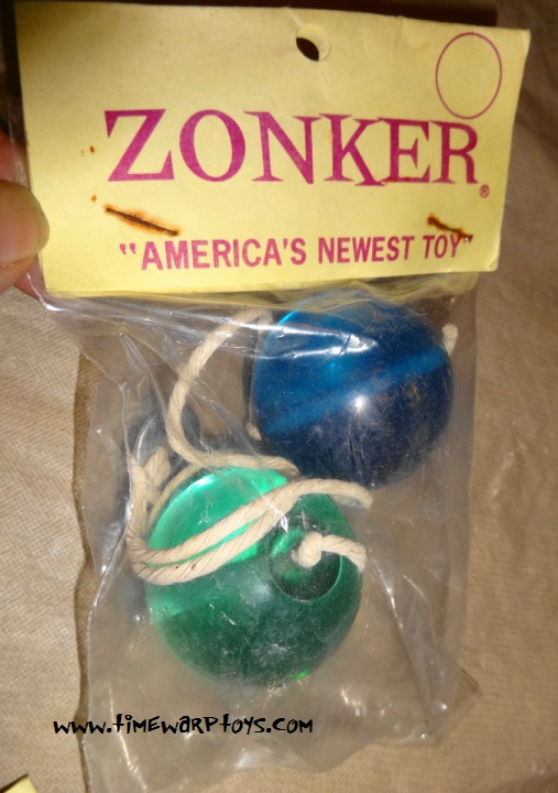 Vintage Zonkers - Clackers are in stock!